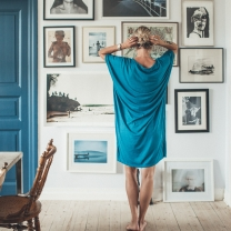 For Good Luck Dress Bild lånad från forgoodluck.se Foto: Kristin Lagerqvist